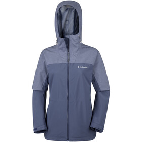 Columbia Evolution Valley II Jacke Damen nocturnal/nocturnal heather
